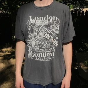 Other - Vintage London England Graphic T-shirt